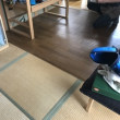 新畳の入れ替えです