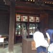神社巡り 川越氷川神社