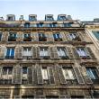 パリの窓・鎧戸