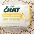 LE CHAT    =SAVON  DE  MARSEILLE=