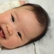 生後2ヶ月 笑う赤ちゃん