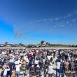 ブルーインパルス ウォークダウンからチェンジオーバーターンまで〜2017年度入間航空祭