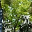 川中島古戦場に行って来ました