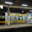 2018年1月19日,今朝の中央総武緩行線 E231-0番台
