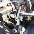 メインキーBOXに接点復活剤、エンジンオイル交換