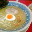 とんこつ さんとん/醤油とんこつ+ミニネギチャーシュー丼セット (830円)