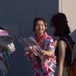有明海花火フェスタ  観光柳川キャンペーンレディ水の精・柳瀬百花  2018・8・26