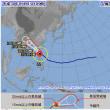 台風22号は、順調な滑り出しです。今後猛烈に強い威力で虫獄に大雨を降らせて欲しい限り!