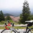 青山高原に登る