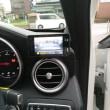 BENZ W205 ドライブレコーダー&レーダー取付