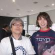 東洋大学水泳部練習見学&激励会に行って来ました。 上尾ハーフ堀も野村も出場せず…