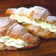 横浜 かもめパン 国産小麦のクロワッサン バタークリーム入り!
