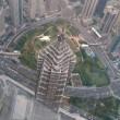 上海タワー展望台(中国 上海)からの眺めはとてもオススメ!