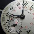 セイコー昔の軍用手巻き時計を修理です