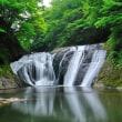 生瀬の滝。