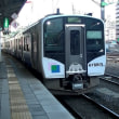 JR東日本HB-E210系気動車 仙台駅に到着 特別快速石巻行