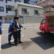 平成30年度豊島区総合水防訓練