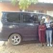ザンビアで新しい車を購入することができました