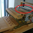 グランドピアノ消音キット サンプル模型