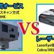 レーザー移動式オービスをレーザー&レーダー探知機で探知できるか?