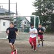9/20(水)朝練 外