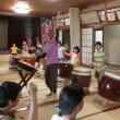 """雨風強かったけど、神社で """"和太鼓ワークわく"""" 楽しかった!"""