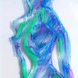Nude-Muse-angel-Tableau-ヌード-芸術-アート-絵画:光の季節