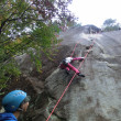 【LOC】9/23 小川山 クライミング