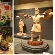 国立民族学博物館『 平成30年戌年の展示 』『 富戸竹喜先生木彫展』