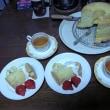 シフォンケーキ作ったよ♪