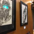 「藝術的心霊幻想」展開催中。