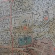 東京市全圖 大正2年 市区改正町名改名