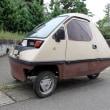 最近は「スマートモビリティ」と呼ばれる近未来的な超小型自動車が注目を集めています