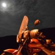 月夜のツーリング