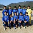 【活動レポートU-14】H29.11.11 広島県クラブユース選手権U-14(第1戦,第2戦)