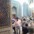「文明の十字路 ウズベキスタン」①