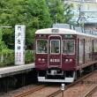 阪急 門戸厄神(2017.8.16) 6050F 準急 梅田行き
