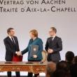 ドイツとフランスが「ドイツ・フランス協力統合条約」を締結