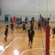 9月25日 山北高校小中学生練習会