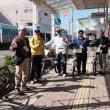 総会シーズン、電動アシスト自転車、モノクローム