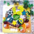 サッカーケーキ☆ガトーショコラ オーダーありがとうございます♡