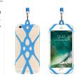 iPhone8 Remeel電話ストラップ汎用シリコンケース