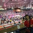 7月19日、ついに念願の相撲を❣️
