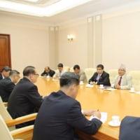 衝撃❗️ネパールの家庭堂がネパール共産党と統合、北朝鮮の高官との会談も...  (韓国CARPカフェの記事10.10)