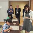 プロ棋士将棋対局三十番神杯の写真