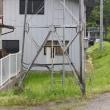 松本市波田上島の火の見櫓