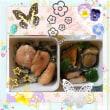 サーモンの甘酢ソテーと高菜炒飯