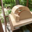 ピザ窯づくり (3) 窯