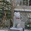 三月の雪かき