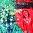 画家と妻(シャガール三次元の世界:青森県立美術館)